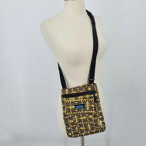 Kavu Crossbody Bag Purse Limited Edition Patterned